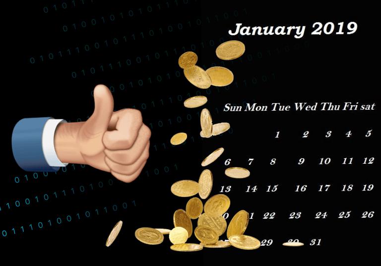 ผลการเทรดผ่าน 3commas – มกราคม 2019