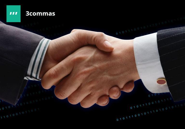 Refferal program of 3commas