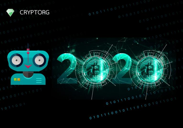 Cryptorg bots - what's new in 2020 year_