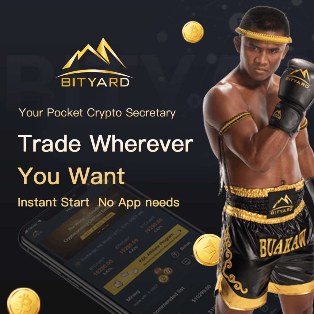 bityard crypto exchange