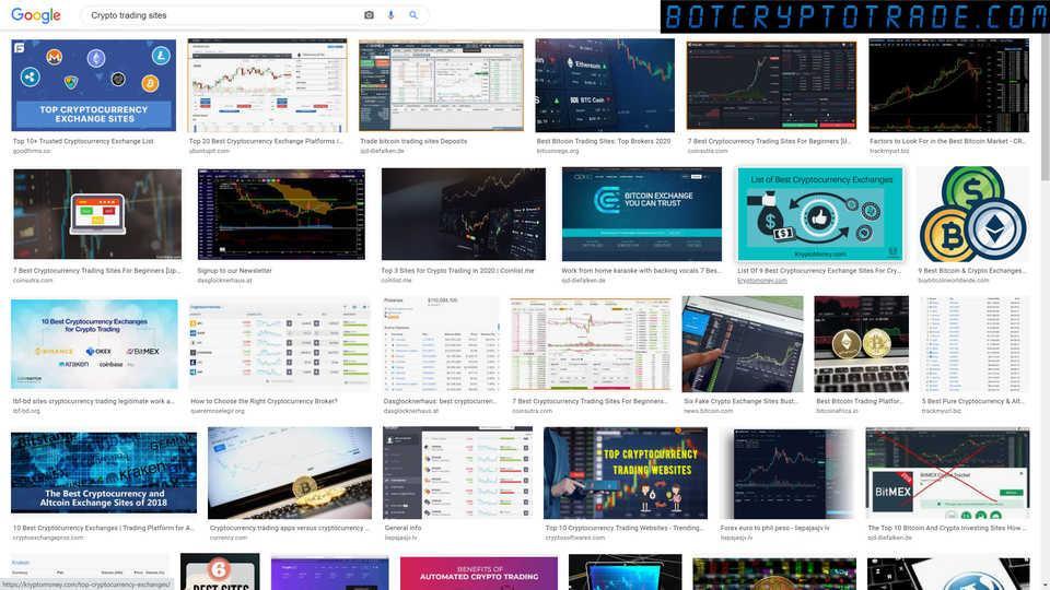 برامج ومواقع تداول العملات المشفرة