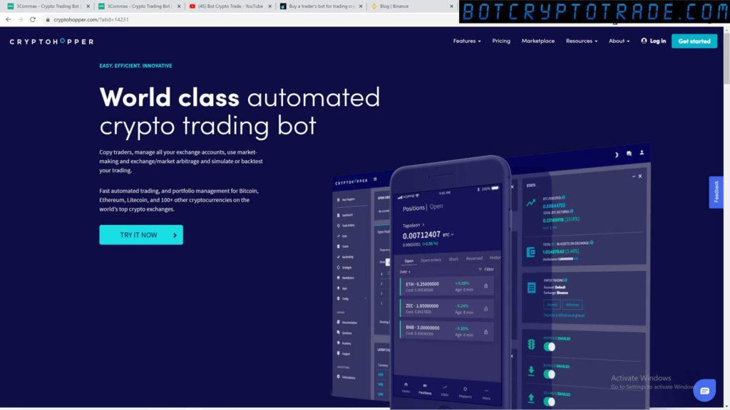 Bots crypto 2021