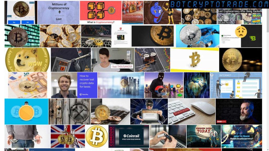 fix lost crypto
