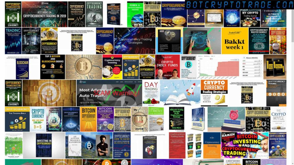 Cryptocurrency Trading Books
