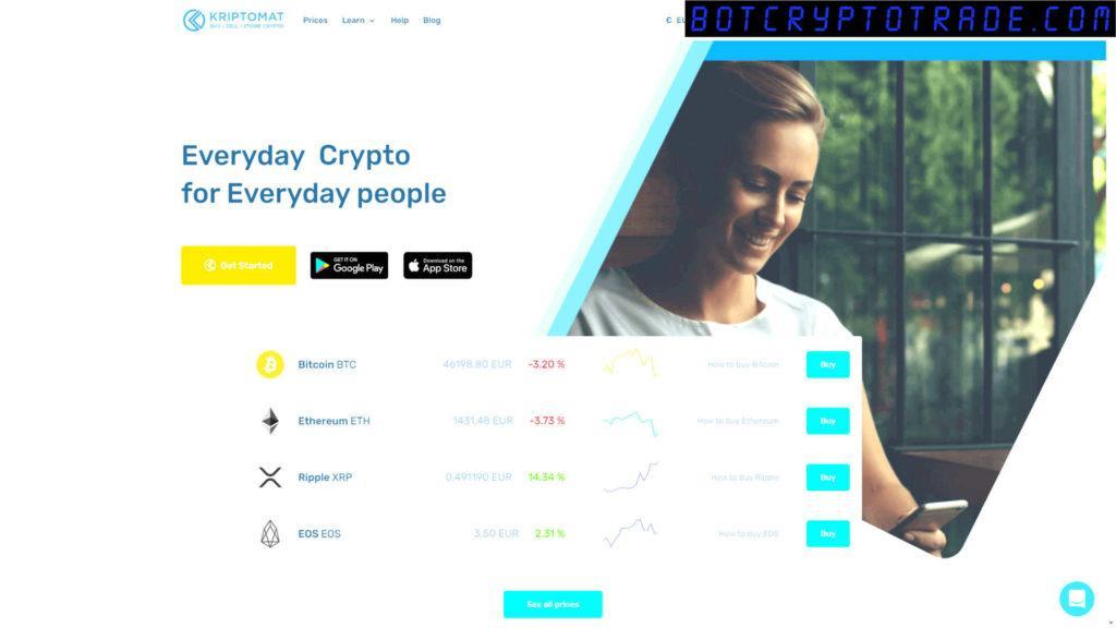 Kryptomat review